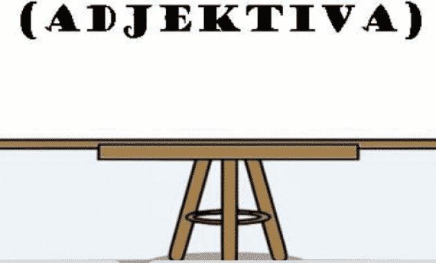 Adjektiva