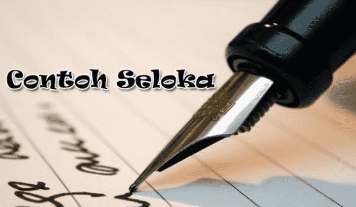 Contoh Seloka