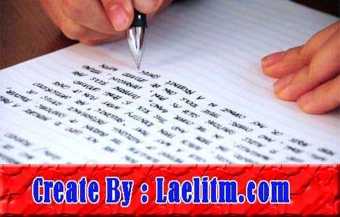 Surat Pribadi Pengertian Tujuan Ciri Ciri Dan Contoh