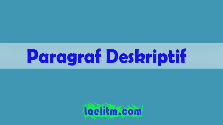 Paragraf Deskriptif